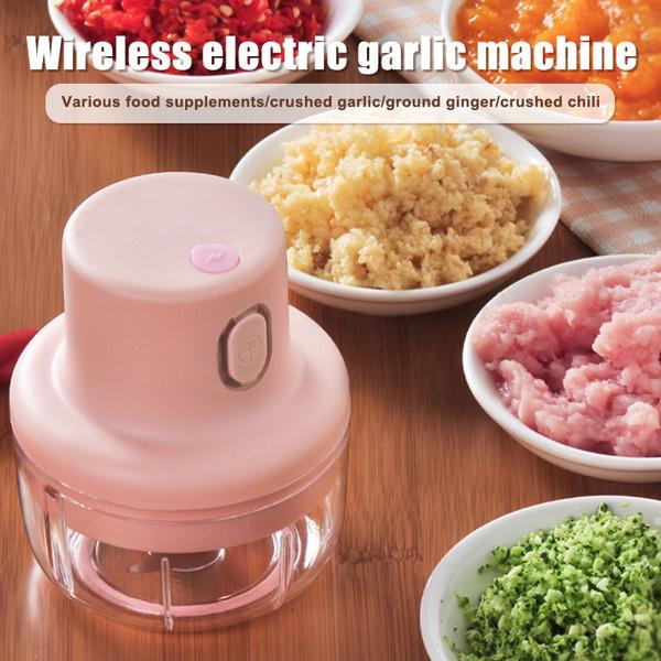Andowl Electric Garlic Machine Snatcher Online Shopping South Africa