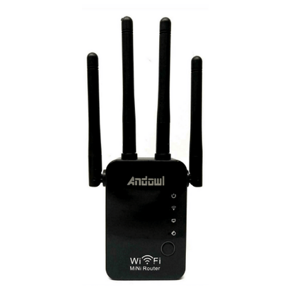 Andowl Wireless WIFI Repeater Range Extender Snatcher Online Shopping South Africa