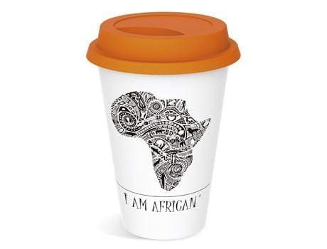 Andy Cartwright 'I Am African' Tumbler - 320ml Snatcher Online Shopping South Africa