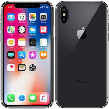 Apple Iphone X 256GB - CPO Snatcher Online Shopping South Africa