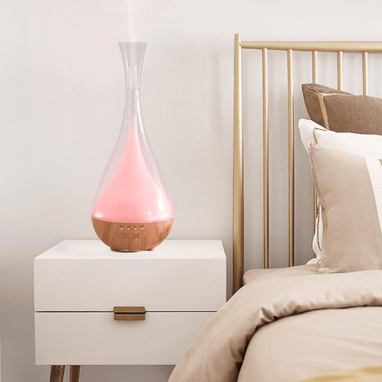 Aroma Diffuser Humidifier With Color Changing LED Light Snatcher Online Shopping South Africa