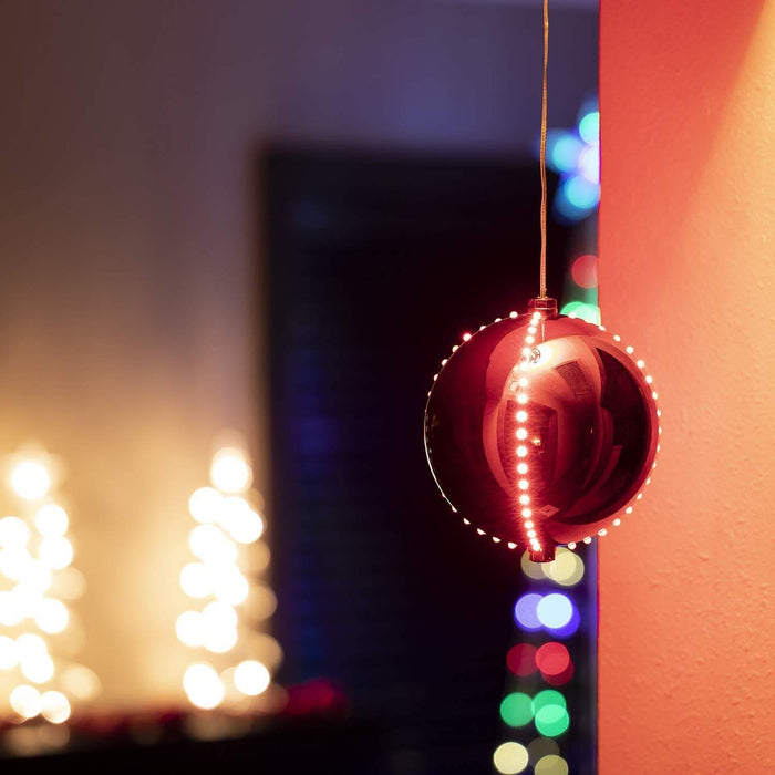 Assorted Bauble LED Ball Decoration Snatcher Online Shopping South Africa