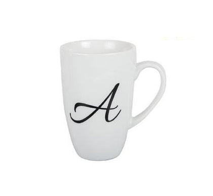 Assorted Tall Alphabet Letter Coffee Mugs A Snatcher Online Shopping South Africa