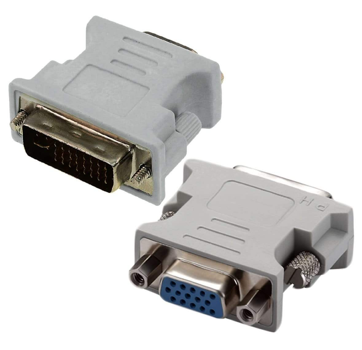 Astrum DVI-I 24+5P to VGA Female HD Adapter - PA240 Snatcher Online Shopping South Africa
