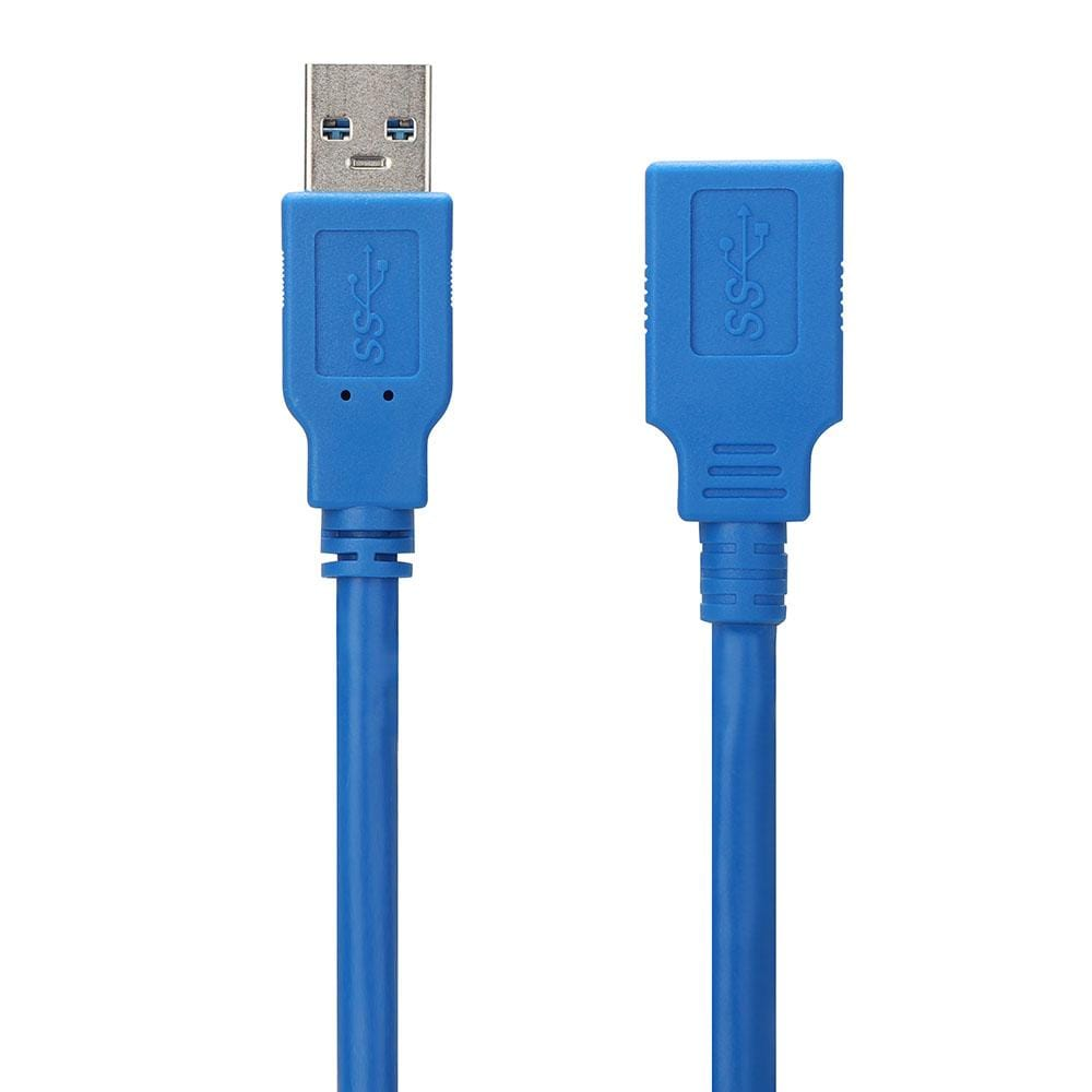 Astrum USB3.0 Extension Cable 1.8M Blue - UE320 Snatcher Online Shopping South Africa