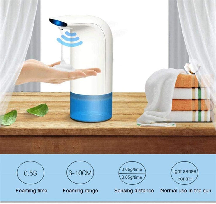 Automatic Foam Soap Dispenser Snatcher Online Shopping South Africa