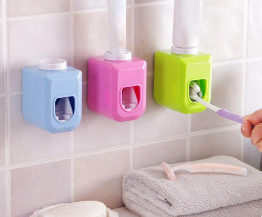 Automatic Wall Mounted Toothpaste Dispenser Snatcher Online Shopping South Africa