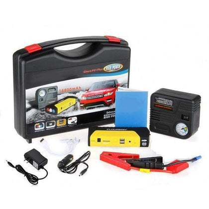 Automobile Emergency Power Supply With Air Compressor Snatcher Online Shopping South Africa