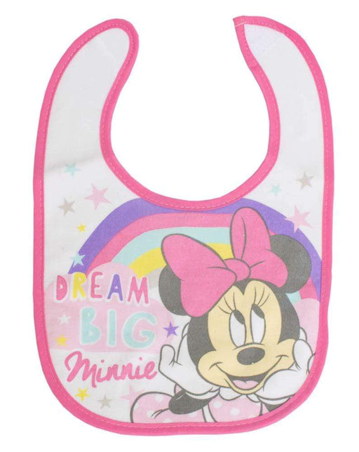 Baby Character Jersey Bibs Minnie Mouse Snatcher Online Shopping South Africa