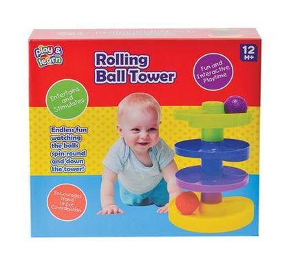 Baby Rolling Tower - Play & Learn Snatcher Online Shopping South Africa