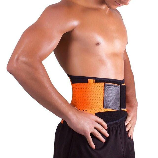 Back Support - Double Compression Waist Wrap (Unisex) L Snatcher Online Shopping South Africa