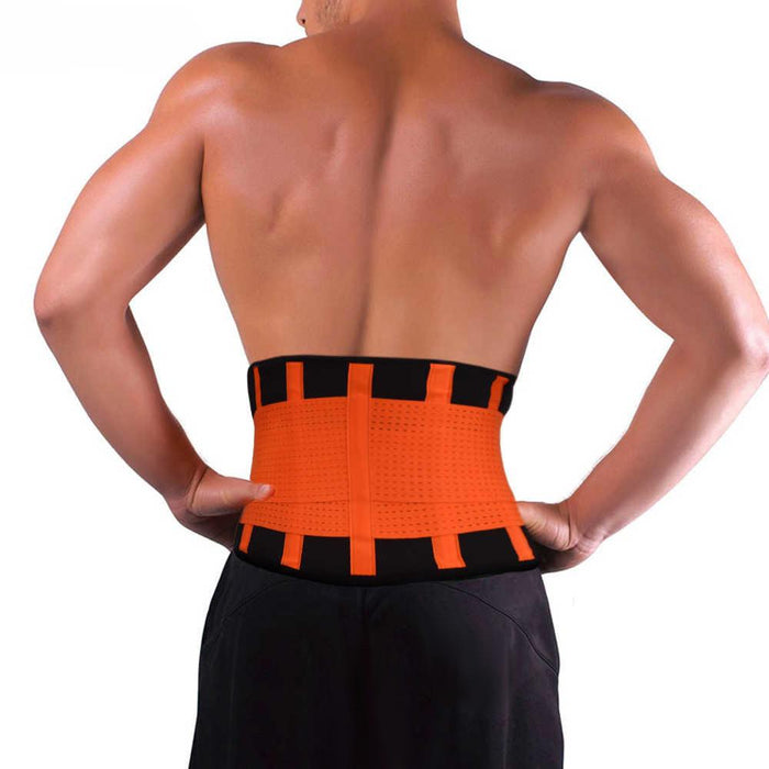 Back Support - Double Compression Waist Wrap (Unisex) M Snatcher Online Shopping South Africa