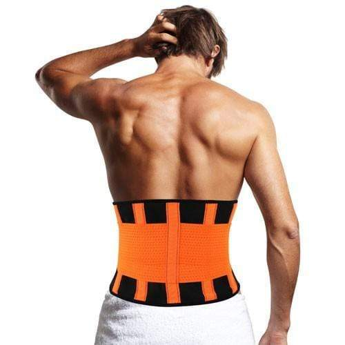 Back Support - Double Compression Waist Wrap (Unisex) Snatcher Online Shopping South Africa