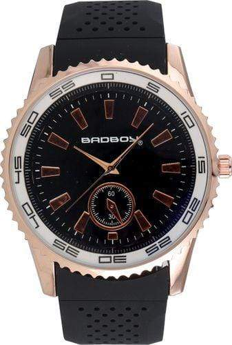 Bad Boy Dominate - Black & Rose Gold Watch Snatcher Online Shopping South Africa
