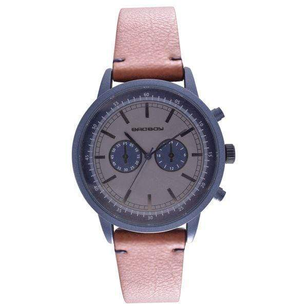 Bad Boy Hardwire Watch - Navy & Tan Snatcher Online Shopping South Africa
