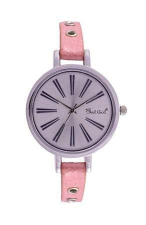 Bad Girl Gossip Analog Watch - Silver & Pink Snatcher Online Shopping South Africa