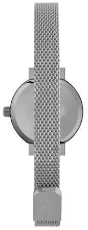 Bad Girl Ladies Mesh Analog Watch - Silver & Brown Snatcher Online Shopping South Africa