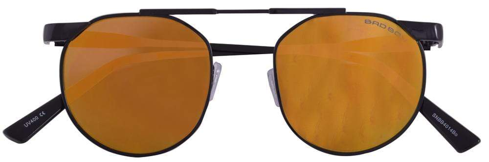 BADBOY Tech Sunglasses - Black And Orange Snatcher Online Shopping South Africa