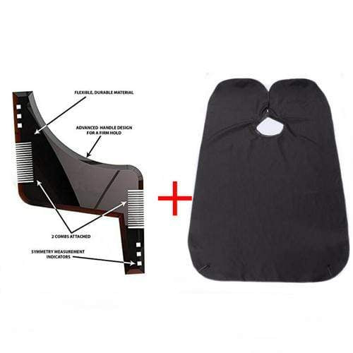 Beard Apron and Bread Shaping Tool Set Snatcher Online Shopping South Africa