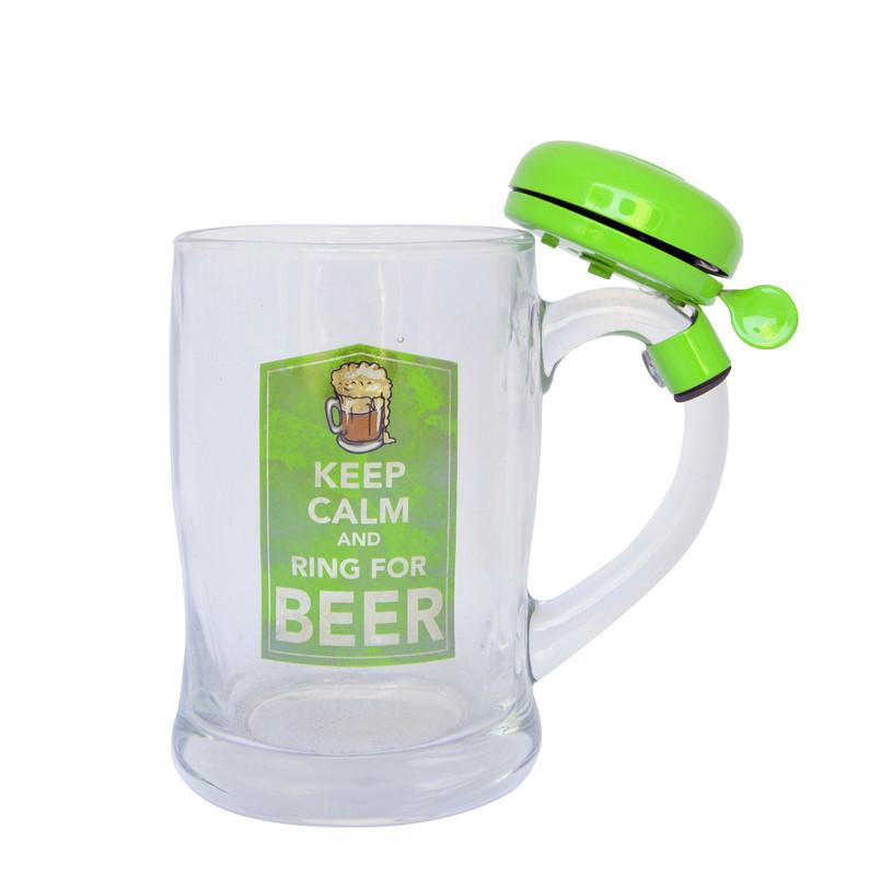Beer Mug With Bell Green Snatcher Online Shopping South Africa