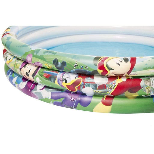 Bestway 1.22m x H25cm Mickey Mouse 3-Ring Pool Snatcher Online Shopping South Africa