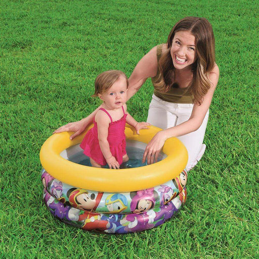 Bestway 70cm x H30cm Mickey Mouse Baby Pool -30L POOL Snatcher Online Shopping South Africa