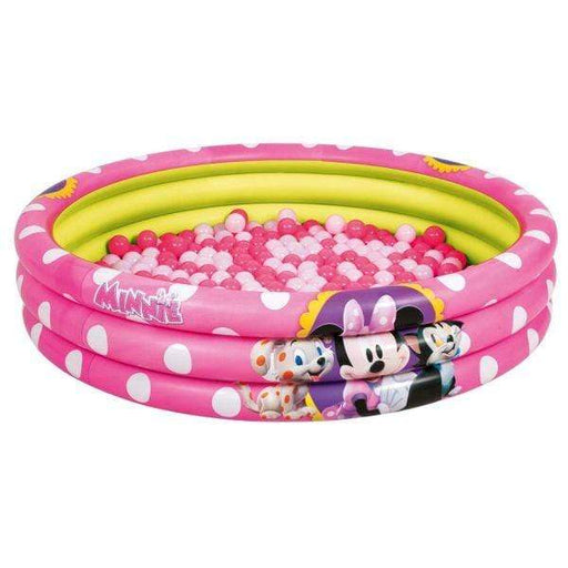 Bestway Minnie Mouse 3-Ring Pool Snatcher Online Shopping South Africa