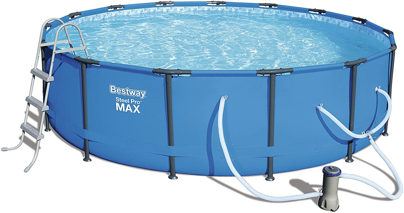 Bestway Steel Pro Max Frame Pool 4.57m x 1.07m Snatcher Online Shopping South Africa