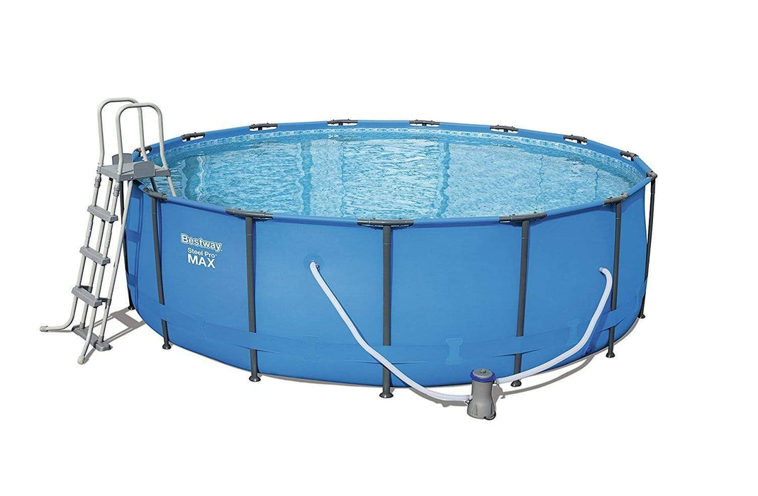 Bestway Steel Pro Max Frame Pool 4.57m x 1.22m Snatcher Online Shopping South Africa