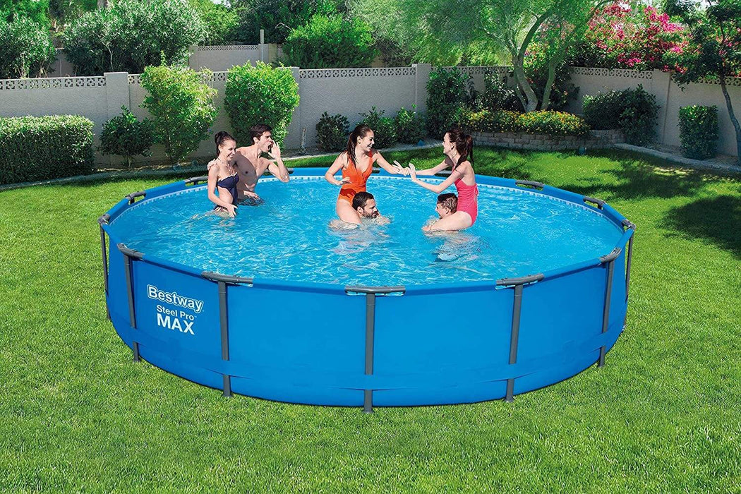 Bestway Steel Pro Max Frame Pool Snatcher Online Shopping South Africa