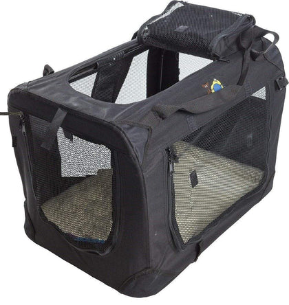 Black Collapsible Pet Carrier Snatcher Online Shopping South Africa