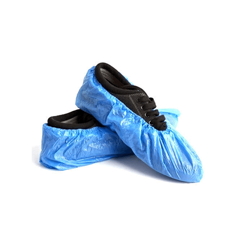 Blue Disposable Shoe Covers - 100 Pieces Per Box Snatcher Online Shopping South Africa