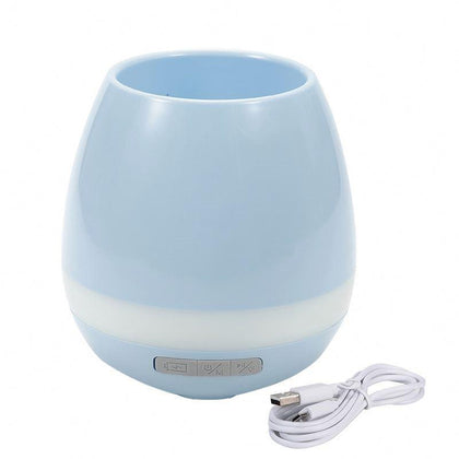 Bluetooth Musical Flower Pot Blue Snatcher Online Shopping South Africa