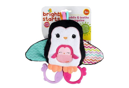 Bright Starts Cuddle & Teethe Penguin Snatcher Online Shopping South Africa