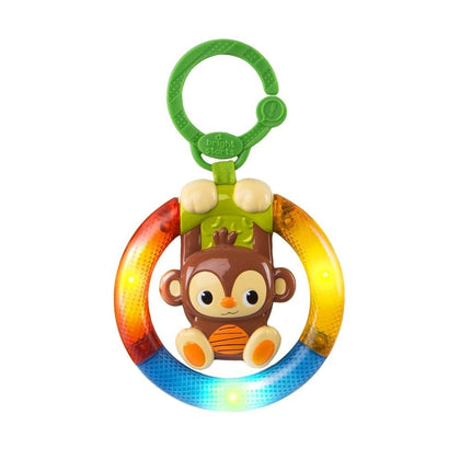 Bright Starts Shake & Glow Monkey Ring Rattle Snatcher Online Shopping South Africa