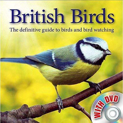 British Birds Book + Dvd Snatcher Online Shopping South Africa