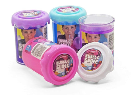 Bubble Slime PDQ 150g - Mixed Colours Snatcher Online Shopping South Africa