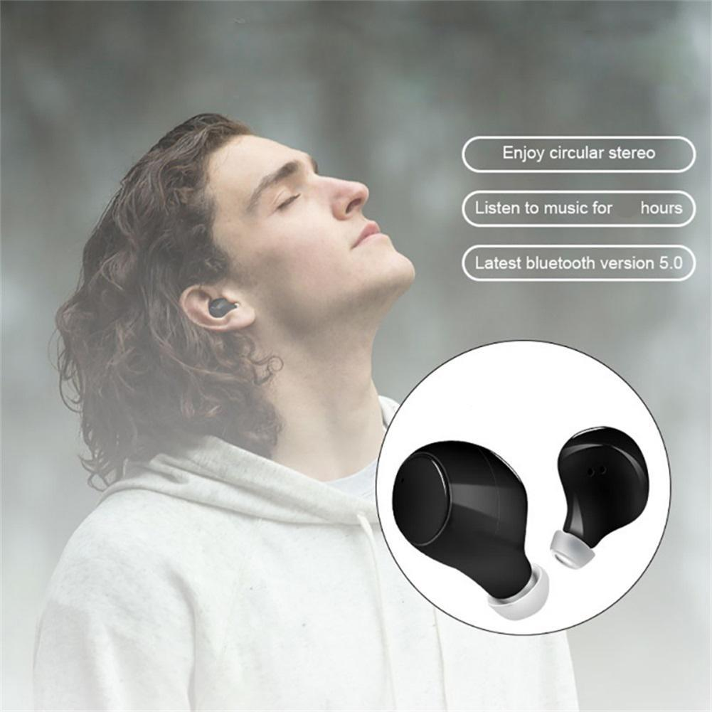 Buds 5.0 Bluetooth Wireless Earphones Snatcher Online Shopping South Africa