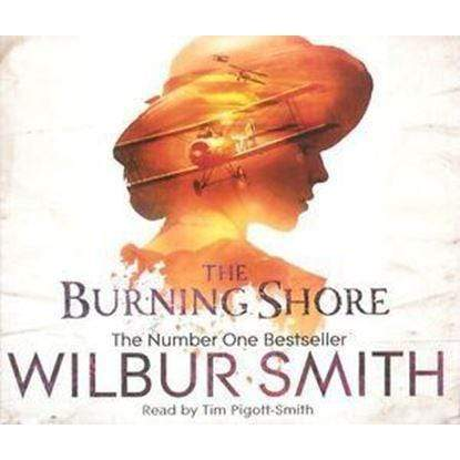 Burning Shore - Audio Book Snatcher Online Shopping South Africa