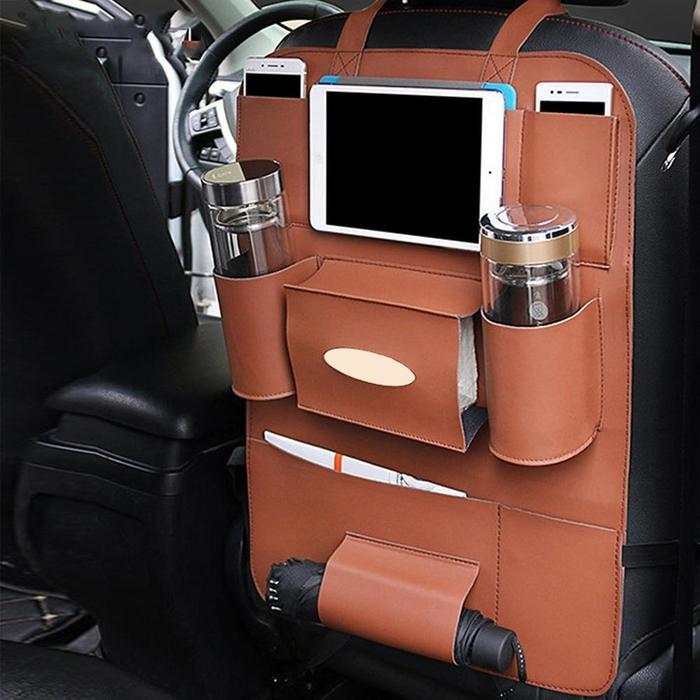 Car Seat Organizer – PU Leather Snatcher Online Shopping South Africa