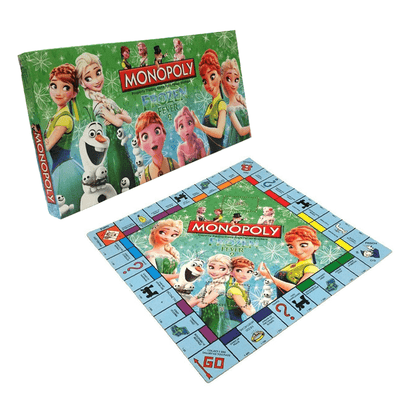 Character Monopoly Game Frozen Snatcher Online Shopping South Africa
