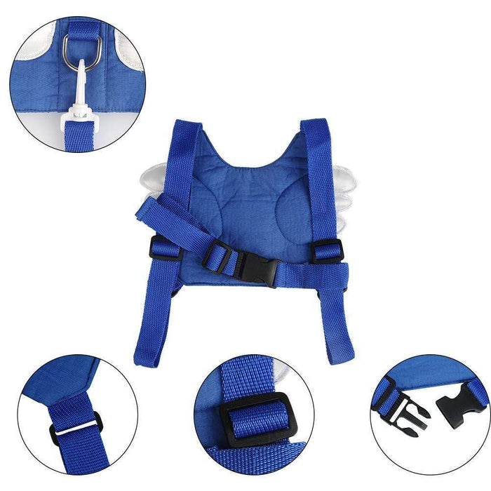 Child Safety Harness & Backpack - Angel Wings Snatcher Online Shopping South Africa