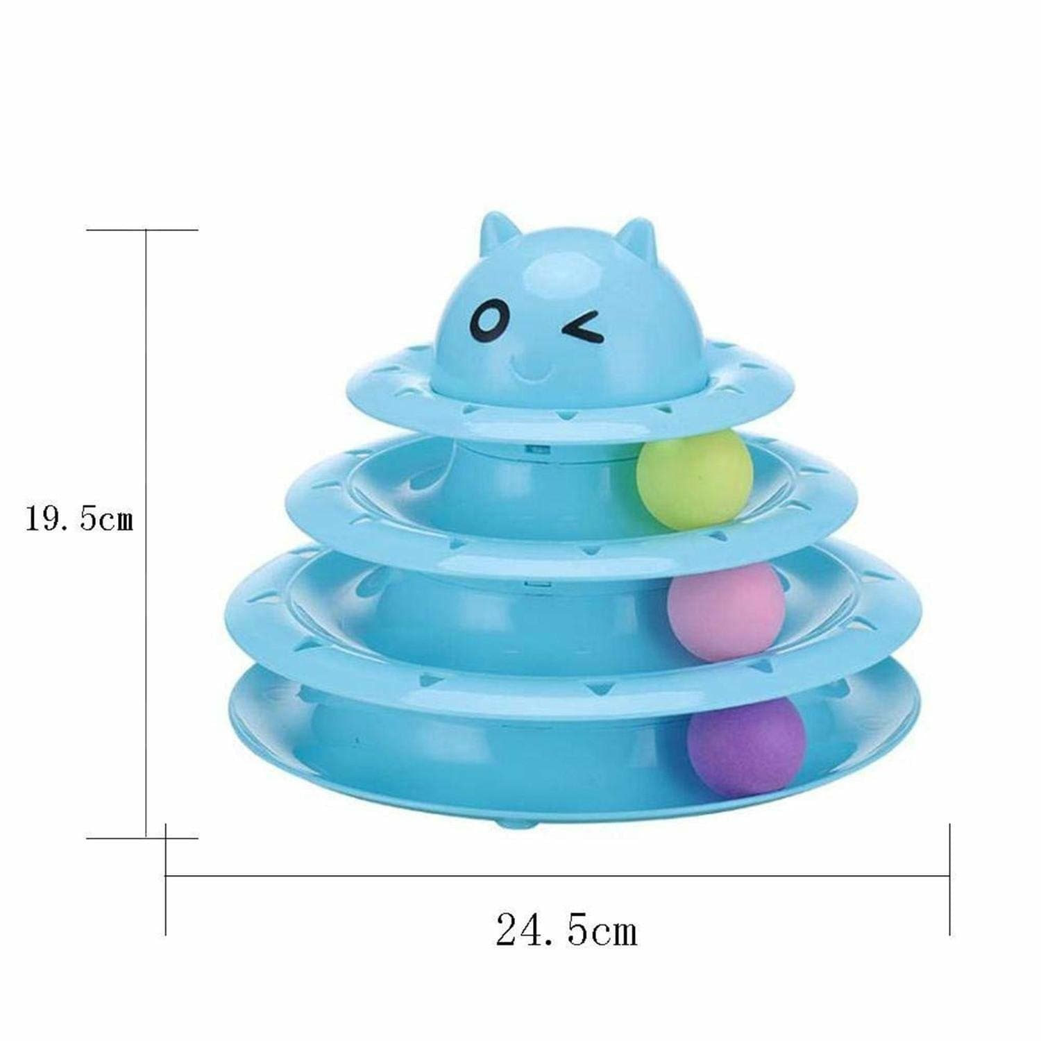 Circular Turntable Cat Toy Snatcher Online Shopping South Africa
