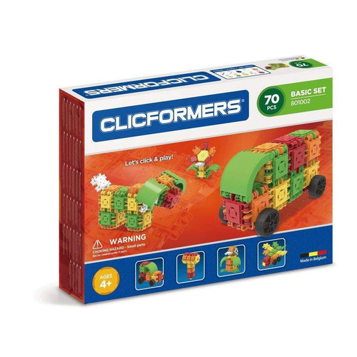 Clicformers Basic Set - 70 Piece Snatcher Online Shopping South Africa