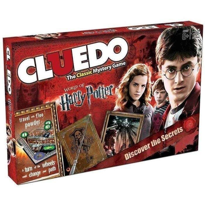 Cluedo: Harry Potter Edition Snatcher Online Shopping South Africa