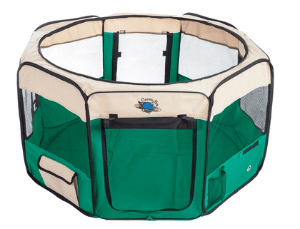 Collapsible Pet Pen - Medium (Green) Snatcher Online Shopping South Africa