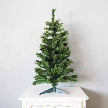 Combo: Small Christmas Tree With 2x Packets Of Mini Decorations Green Snatcher Online Shopping South Africa