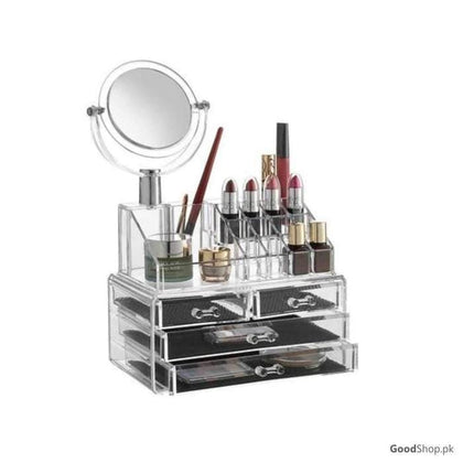 Cosmetic Organizer With Mirror Snatcher Online Shopping South Africa