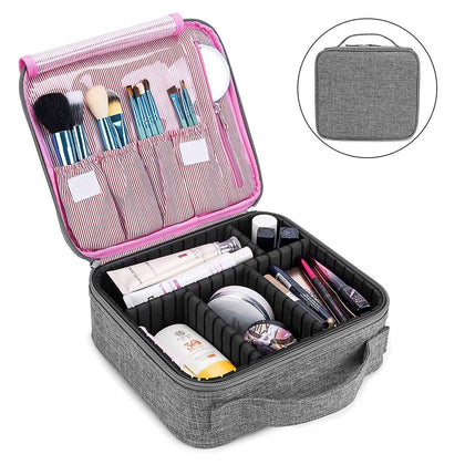 Cosmetics Organizer With Adjustable Compartments Snatcher Online Shopping South Africa