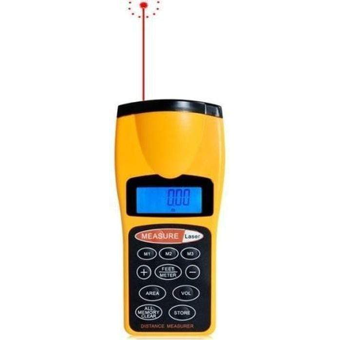 CP-3007 Ultrasonic Distance Measurer Laser Point Snatcher Online Shopping South Africa